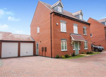 5 bed detached house for sale in Crown Street, Hucknall NG15