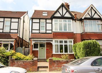 Thumbnail 4 bed semi-detached house for sale in Cromer Road, New Barnet, Barnet