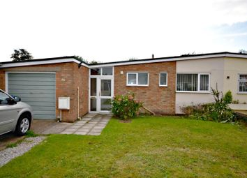Thumbnail 2 bed bungalow for sale in Colneis Road, Felixstowe