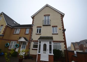 4 bed end terrace house for sale in Gwalch Y Penwaig, Barry CF62