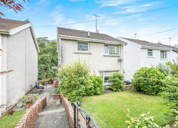 Thumbnail 3 bed detached house for sale in Dyffryn View, Bryncoch, Neath