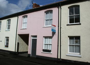 Thumbnail 3 bedroom cottage to rent in Fore Street, Silverton, Exeter