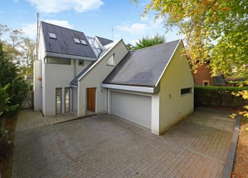 Thumbnail 4 bed detached house to rent in Pipers End, Virginia Water