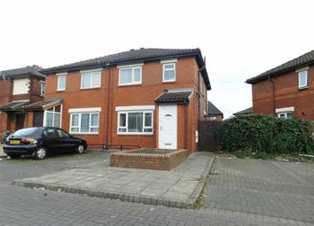 Thumbnail 3 bedroom semi-detached house for sale in Meerbrook Road, Cheadle Heath, Stockport