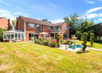 Thumbnail 5 bed detached house for sale in Woodland Glade, Farnham Common, Slough