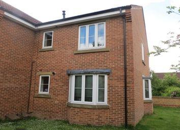 Thumbnail 2 bed flat to rent in Willow Brook Close, Norton, Malton