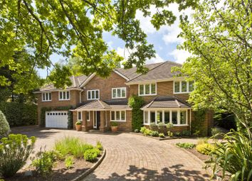 5 bed detached house for sale in Ince Road, Burwood Park, Walton-On-Thames, Surrey KT12