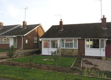 Thumbnail 2 bed semi-detached bungalow for sale in South View, Nether Heyford, Northampton