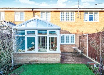 Thumbnail 3 bedroom terraced house for sale in Waters Drive, Staines-Upon-Thames, Surrey