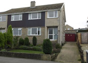 Thumbnail 3 bedroom semi-detached house to rent in Palmer Close, Cubley, Penistone, Sheffield
