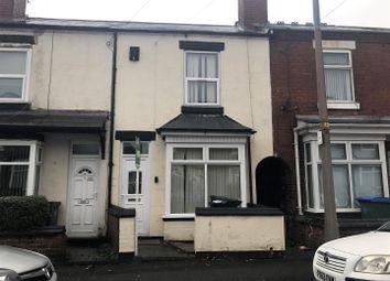 Thumbnail 2 bedroom terraced house to rent in Gresham Road, Oldbury