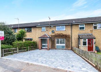 Thumbnail 3 bedroom terraced house for sale in Chilton Drive, Watnall, Nottingham