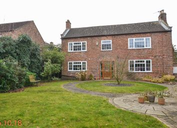 Thumbnail 3 bed detached house to rent in Church Street, Riccall, York