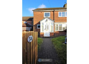 Thumbnail 3 bed semi-detached house to rent in Queensway, Bamber Bridge, Preston