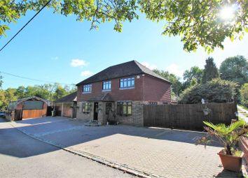 Thumbnail 4 bed detached house for sale in Deerleap Lane, Knockholt, Sevenoaks