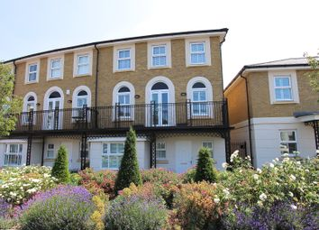 Thumbnail 4 bed town house to rent in Vallings Place, Long Ditton, Surbiton