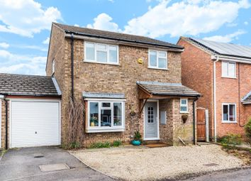 Carterton, Oxfordshire OX18. 4 bed link-detached house for sale
