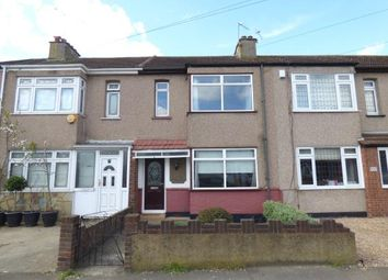 Thumbnail 2 bed terraced house for sale in Oliver Road, Rainham