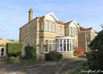 Thumbnail 5 bed detached house for sale in Bradford Road, Combe Down, Bath