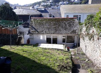 Thumbnail 1 bed detached bungalow to rent in Fore Street, East Looe, Looe, Cornwall