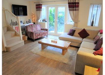 Thumbnail 2 bedroom terraced house for sale in Vaughan Avenue, Ingress Park, Greenhithe