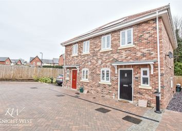 Thumbnail 2 bedroom semi-detached house for sale in John Castle Way, Colchester, Essex