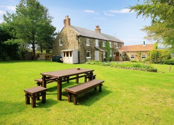 Thumbnail 6 bed farmhouse for sale in Fylingdales, Flask, Whitby