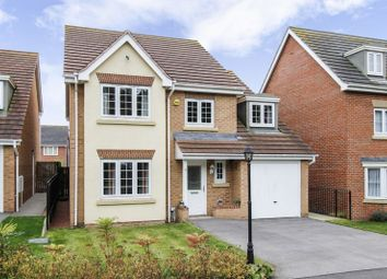 Thumbnail 4 bed detached house for sale in Lindrick Drive, Gainsborough