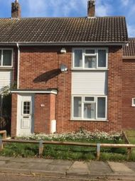 Thumbnail 2 bed semi-detached house to rent in Marham Road, Lowestoft