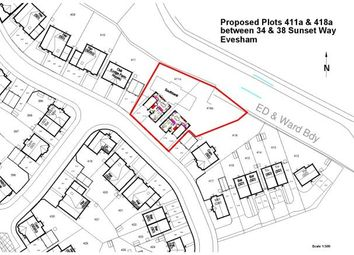 Thumbnail Property for sale in Sunset Way, Evesham