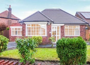 Thumbnail 5 bed bungalow to rent in Hillingdon Road, Whitefield, Manchester