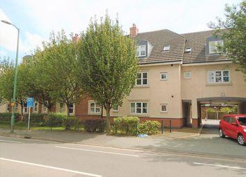Thumbnail 1 bedroom flat for sale in Monkmoor Road, Shrewsbury