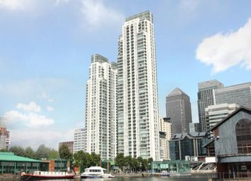 Thumbnail 2 bed flat to rent in Canary Wharf, London