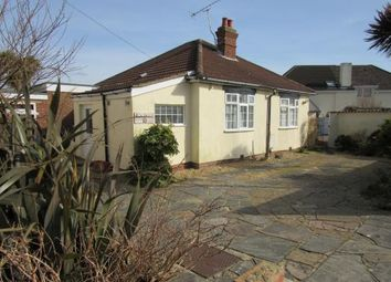 Thumbnail 3 bed bungalow to rent in Cambridge Road, Lee-On-The-Solent, Hampshire