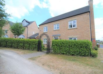 Thumbnail 4 bed detached house for sale in Ferrier Grove, Chorley