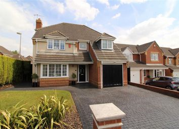 Thumbnail 4 bed detached house for sale in Berkswell Close, Dudley, Dudley