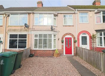 3 bed terraced house for sale in Dartmouth Road, Coventry, West Midlands CV2