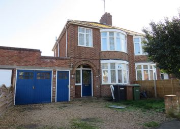 3 bed semi-detached house for sale in Fane Road, Walton, Peterborough PE4