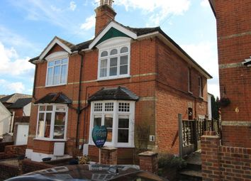Thumbnail 3 bed semi-detached house for sale in Cargate Hill, Aldershot