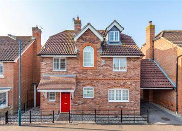 4 bed detached house for sale in Cornelius Vale, Chancellor Park CM2