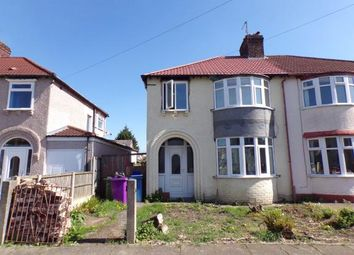 Thumbnail 3 bedroom semi-detached house for sale in Stairhaven Road, West Allerton, Liverpool, Merseyside