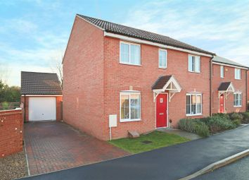 Thumbnail 4 bed detached house for sale in Binch Field Close, Calverton, Nottingham