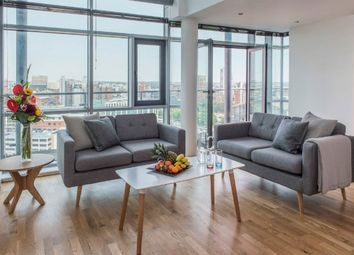 Thumbnail 3 bed flat for sale in Off Plan Leeds Apartments, Chadwick Street, Leeds
