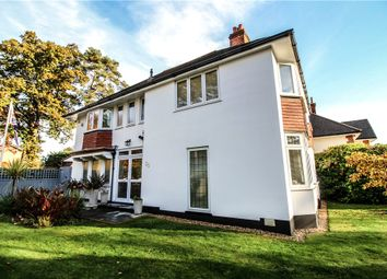 Thumbnail 4 bed detached house for sale in Branksome Dene, Bournemouth, Dorset