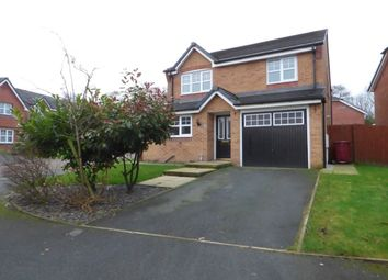 Thumbnail 4 bed detached house for sale in The Meadows, Darwen