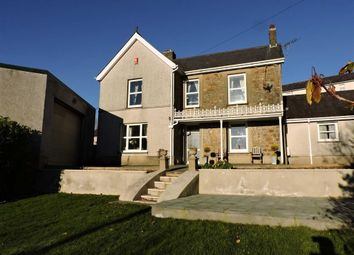 Thumbnail 5 bed detached house for sale in Brewery Road, Carmarthen