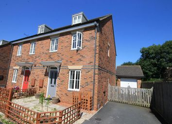 Thumbnail 3 bed town house to rent in Trinity Gardens, Northallerton