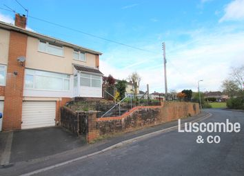Thumbnail 3 bed semi-detached house to rent in Dents Hill, Newport