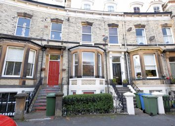 Thumbnail 2 bed flat for sale in Grosvenor Crescent, Scarborough, North Yorkshire