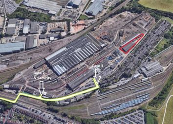 Thumbnail Land to let in Eastleigh Works, Campbell Road, Eastleigh, Hampshire